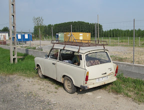Photo: Day 75 - The Iconic Trabant Car - The Estate Version