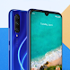 Xiaomi Mi A3 launcher, Xiaomi A3 theme