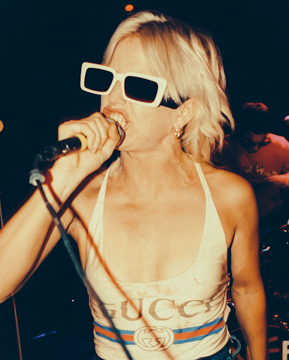 #GUCCIGIG Amyl and the Sniffers