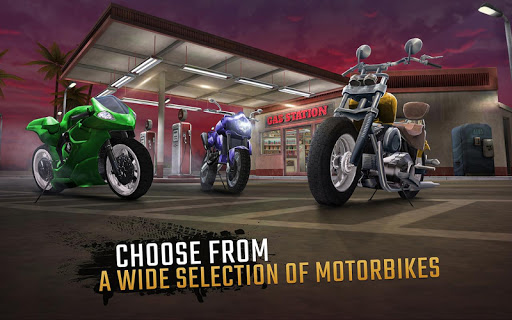 Moto Rider GO: Highway Traffic  screenshots 2