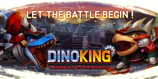 Dino King Mosa VS Ankylo 0.1.2 screenshots 1