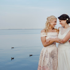 Wedding photographer Anna Vengrovskaya (artprojektas). Photo of 11.08.2016