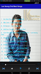 Lee Seung Chul Best Songs 8.0.104 Android Mod APK 2