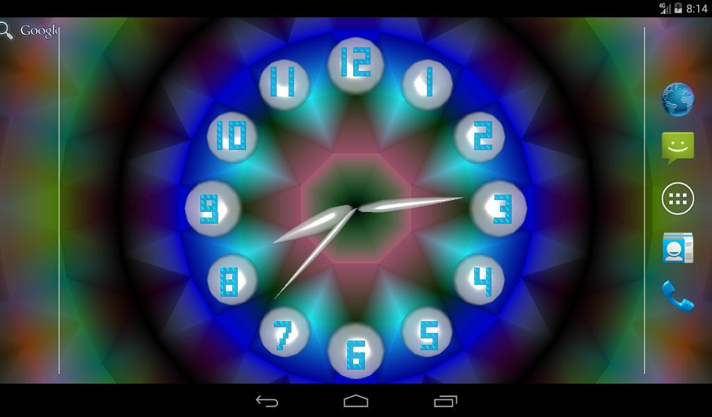 Analog Clock Live Wallpaper APK Cracked Free Download