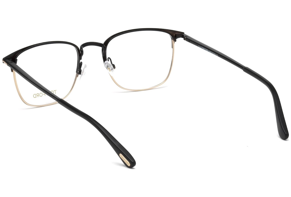 c612ad36bb9 Buy Tom Ford FT5453 C54 002 (matte black   ) Frames