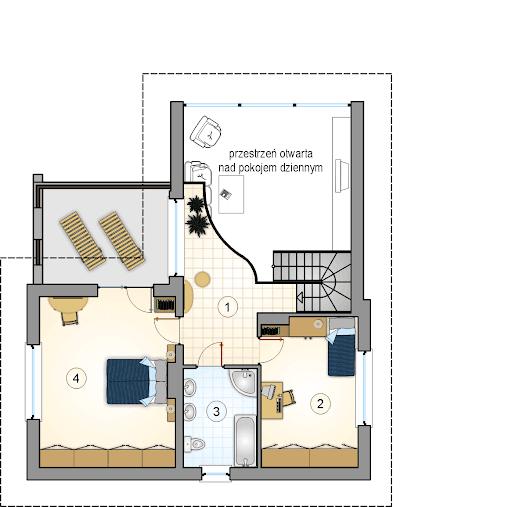 Atut - Rzut piętra
