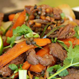 The Best Green Peppercorn Beef Celebrating Kampot Pepper Recipe