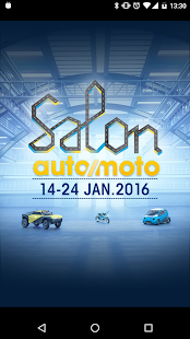 Autosalon 2016- screenshot thumbnail