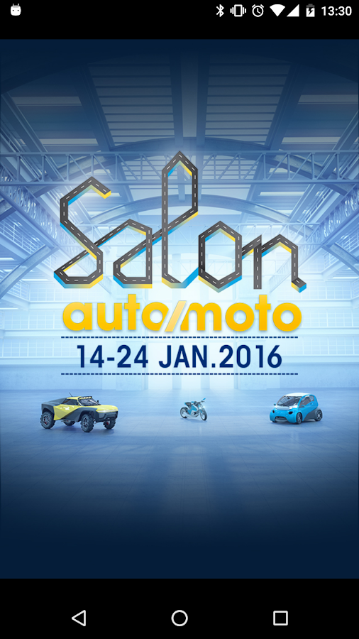 Autosalon 2016- screenshot