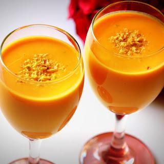 Carrot-Cashew Kheer