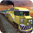 Driving Fast Train Sim 2017 icon