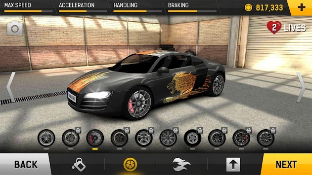Racing Fever APK screenshot thumbnail 15