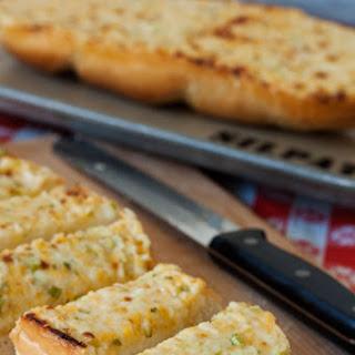 Three Cheese Garlic Bread Recipe