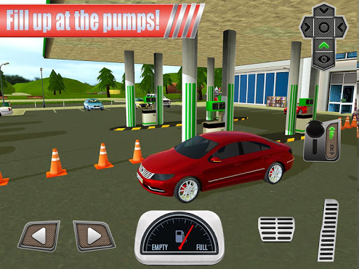 Gas Station: Car Parking Sim  screenshots 7