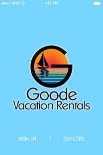 Goode Vacation Rentals- screenshot thumbnail