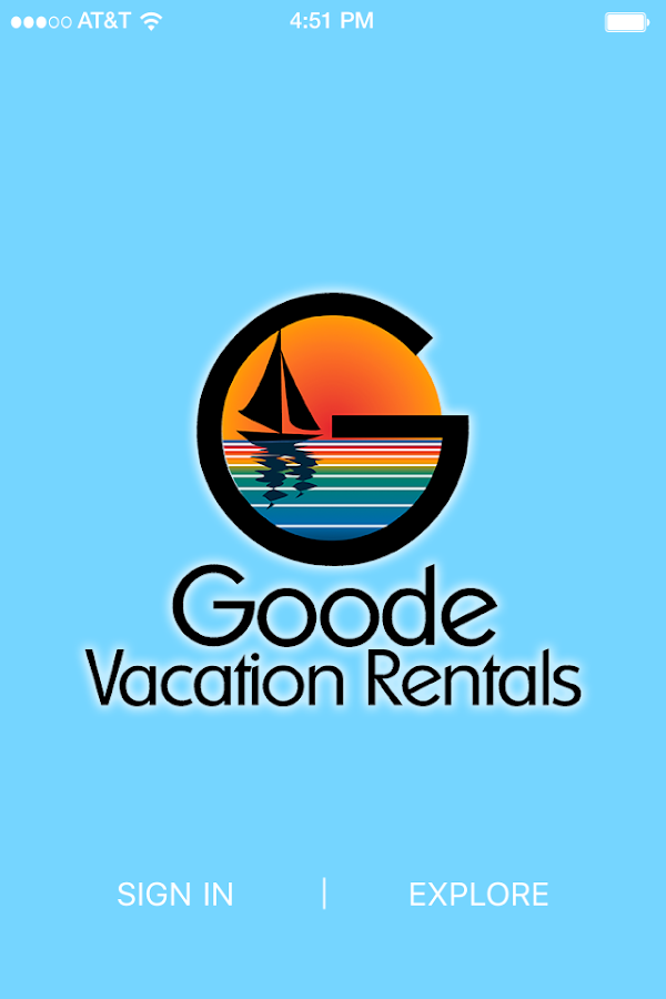 Goode Vacation Rentals- screenshot