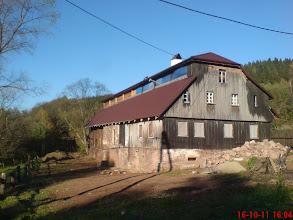Photo: Ten dom jest ogromny, co dopiero wyszło po odsunięciu 3 metrów ziemi