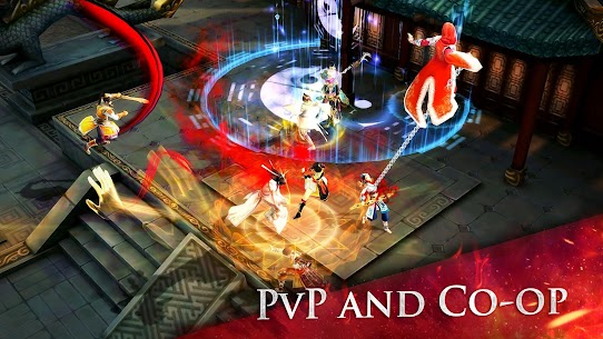 Age of Wushu Dynasty Mod Apk Download For Android and Iphone 8
