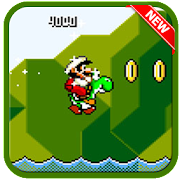 SNES Super Mari World :Comics Board & story