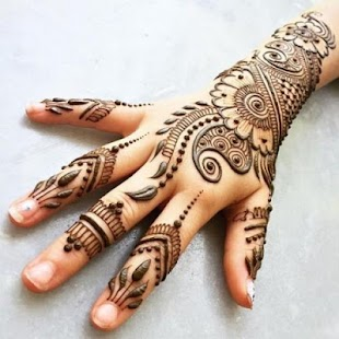 Bridal Mehndi Design 2017 Screenshot Thumbnail