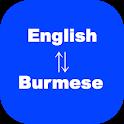 English to Burmese Translator icon