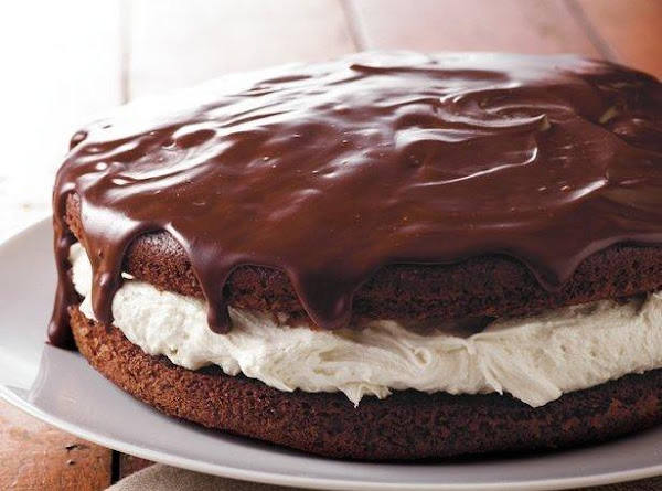 Giant Ganache-topped Whoopie Pie Recipe