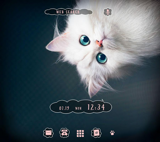 Cute Theme-What's the Time -