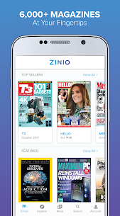 ZINIO – Magazine Newsstand 1