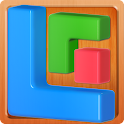 Fit It - A Wood Slide Puzzle icon