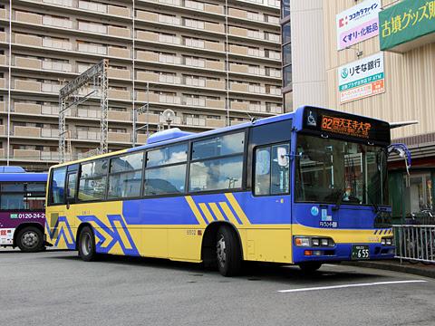 近鉄バス 松原 6502