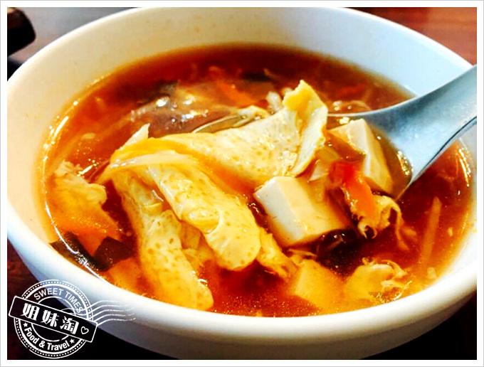 番茄廚房-番茄酸辣湯