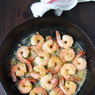 Garlic Chive Shrimp