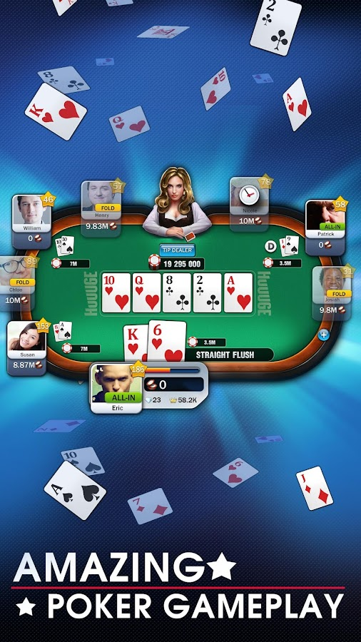 huuuge casino - daily free bonus collector