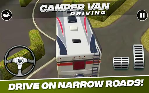 Camper Van  Driving 2.0 screenshots 4