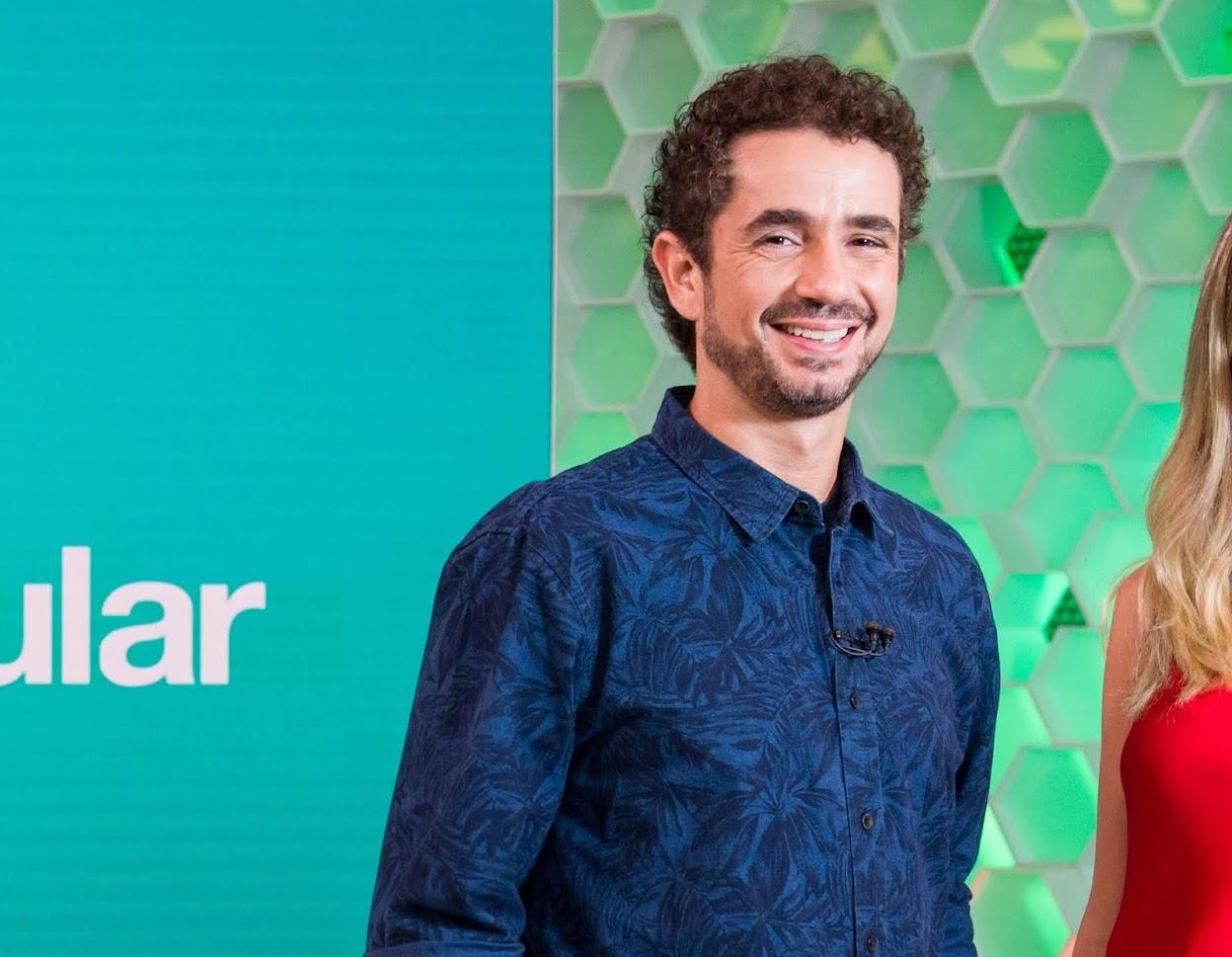 Felipe Andreoli é o novo apresentador do Globo Esporte