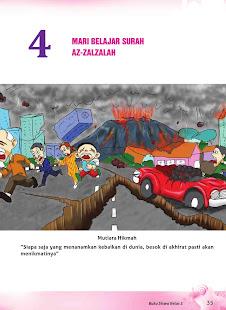 Download Buku Siswa Kelas 3 MI Qur'an Hadis Revisi 2016 For PC Windows and Mac apk screenshot 14