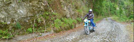 Equateur à moto avec france moto voyages