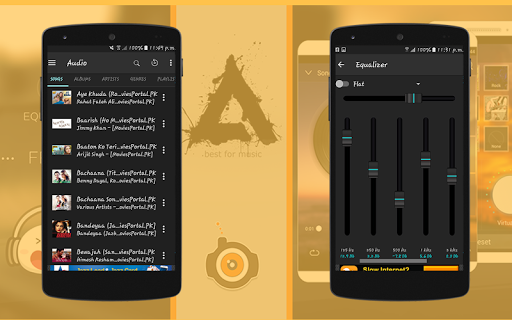 Music Mp3 Video Player 2017 1.0.4 screenshots 9
