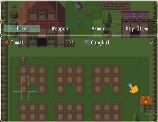 Bertani RPG 1.0.2 screenshots 1