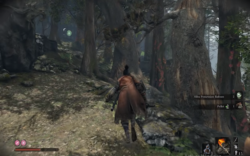 sekiro shadows die twice screenshot 1