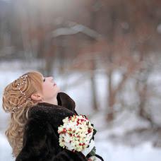 Wedding photographer Nadya Smirnova (Nadiya). Photo of 29.01.2013