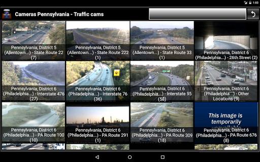 Cameras Pennsylvania - Traffic  screenshots 10