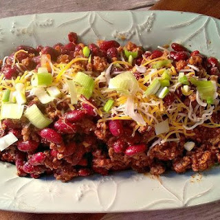 Slow Cooker Chili Dip.
