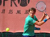 Kimmer Coppejans is er niet in geslaagd om zich te plaatsen voor de hoofdtabel van Roland Garros