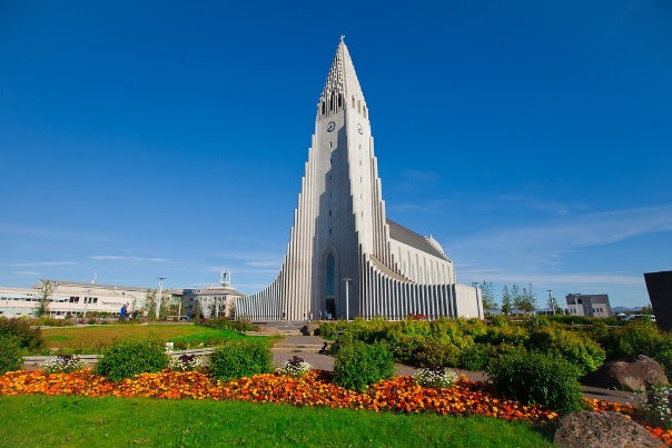 Hallgrimskirkja-Church