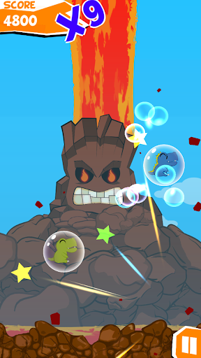 Dine Bomb Bubble Blast screenshot 6