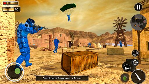 Free Firing Battleground Commando Survival Squad 1.0.5 screenshots 2