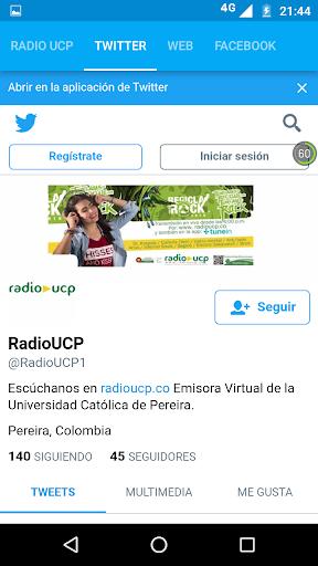 RADIO UCP 2.0  screenshots 4