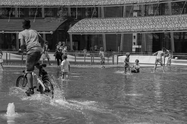 Rinfreschiamoci in piazza di Paolo Domesi
