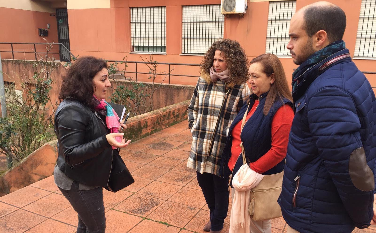 El Ayuntamiento acondicionará la zona anexa a la Urbanización Carteya